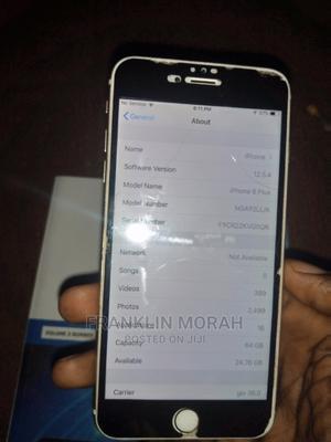 Apple iPhone 6 Plus 64 GB Silver | Mobile Phones for sale in Enugu State, Enugu