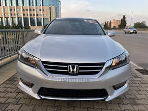 Honda Accord 2014 Silver | Cars for sale in Abuja (FCT) State, Wuse 2