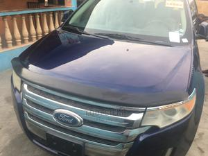 Ford Edge 2011 Blue | Cars for sale in Lagos State, Kosofe