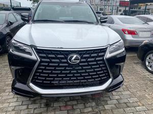 Lexus LX 2020 570 (5 Seats) AWD Black | Cars for sale in Lagos State, Lekki