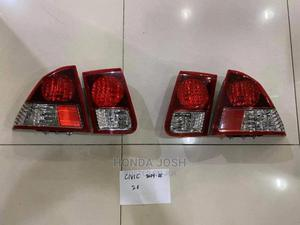Rear Lights 2003 to 2005 Model Honda Civic | Vehicle Parts & Accessories for sale in Abia State, Aba North