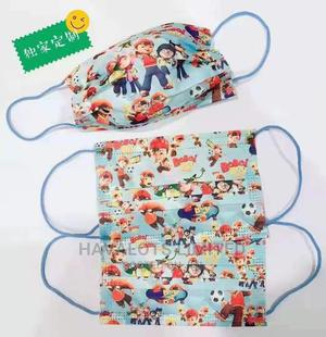 Designer Kids Masks With Cartoon Character | Medical Supplies & Equipment for sale in Abuja (FCT) State, Gwarinpa
