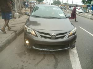 Toyota Corolla 2013 Gray | Cars for sale in Lagos State, Surulere
