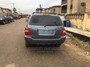 Toyota Highlander 2003 Gray | Cars for sale in Lagos State, Yaba