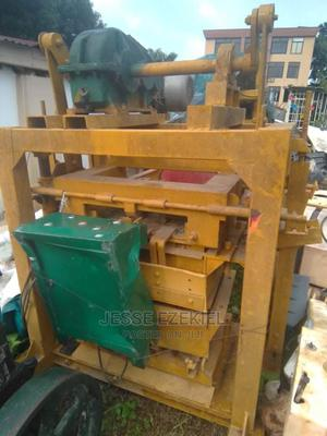 3 Block And Interlock Maching, 1 Generator And Mixer Machine   Manufacturing Equipment for sale in Abuja (FCT) State, Wuse