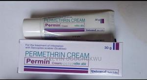 Permin Permethrin Cream for Scabies and Rashes   Vitamins & Supplements for sale in Lagos State, Amuwo-Odofin