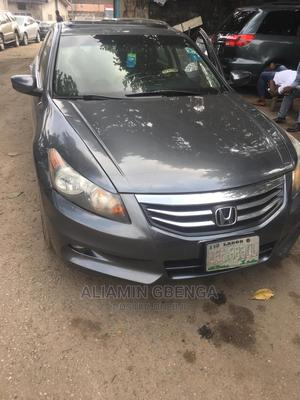 Honda Accord 2012 Sedan EX Automatic Gray   Cars for sale in Lagos State, Surulere