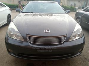 Lexus ES 2004 330 Sedan Gray | Cars for sale in Lagos State, Alimosho
