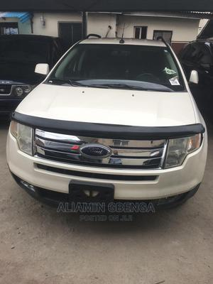 Ford Edge 2008 White | Cars for sale in Lagos State, Surulere