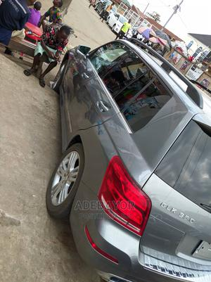 Mercedes-Benz GLK-Class 2014 350 4MATIC Gray | Cars for sale in Lagos State, Ikeja