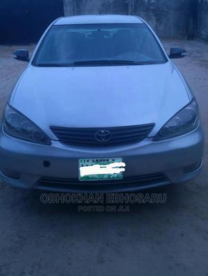 Toyota Camry 2005 Silver | Cars for sale in Lagos State, Ojo