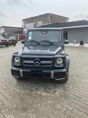 Mercedes-Benz G-Class 2013 Base G 63 AMG AWD Black | Cars for sale in Lagos State, Lekki