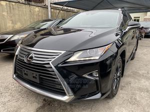 Lexus RX 2017 350 F Sport AWD Black | Cars for sale in Lagos State, Apapa