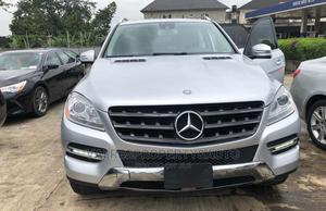 Mercedes-Benz M Class 2014 Silver | Cars for sale in Lagos State, Magodo