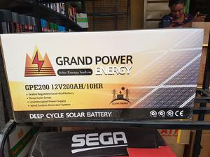 200AH Inverter Battery | Solar Energy for sale in Lagos State, Amuwo-Odofin