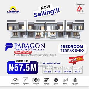 Furnished 4bdrm Duplex in Meridian Boulevard, Lekki for Sale | Houses & Apartments For Sale for sale in Lagos State, Lekki