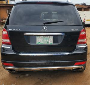 Mercedes-Benz GL-Class 2011 GL 450 Black | Cars for sale in Lagos State, Alimosho