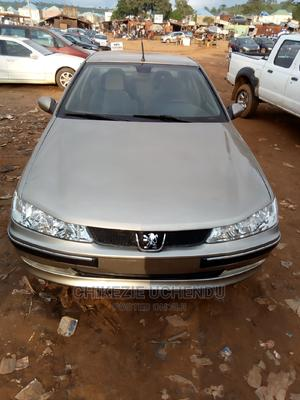 Peugeot 406 2014 Gold | Cars for sale in Abuja (FCT) State, Asokoro
