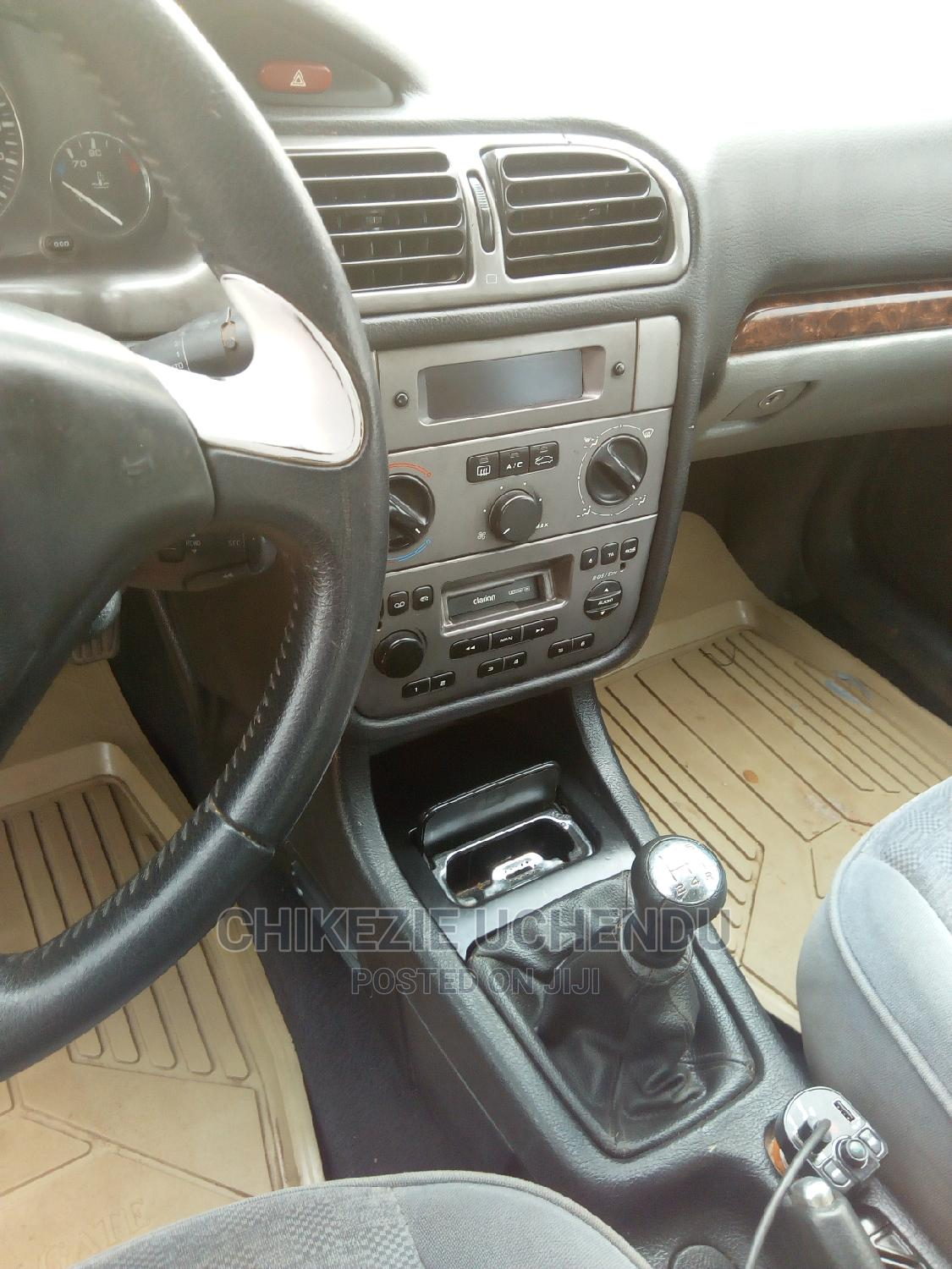 Peugeot 406 2014 Gold | Cars for sale in Asokoro, Abuja (FCT) State, Nigeria