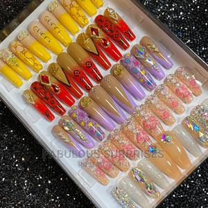 Press On Nails   Makeup for sale in Abuja (FCT) State, Nyanya