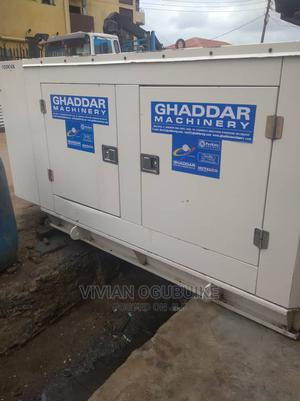 100kva Ghaddar Perkins Soundproof Generator for Sale   Electrical Equipment for sale in Lagos State, Oshodi