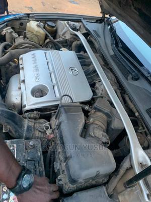 Lexus LX 2004 470 Sport Utility Gray   Cars for sale in Lagos State, Ifako-Ijaiye
