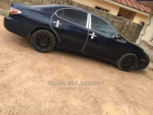 Lexus ES 2002 300 Black | Cars for sale in Ekiti State, Ado Ekiti