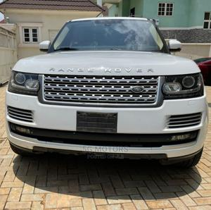 Land Rover Range Rover Vogue 2014 White | Cars for sale in Abuja (FCT) State, Wuse 2