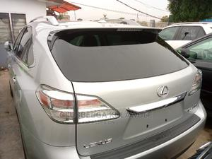 Lexus RX 2011 350 Silver   Cars for sale in Lagos State, Ikeja