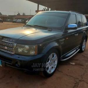 Land Rover Range Rover Sport 2008 4.2 V8 SC Black | Cars for sale in Enugu State, Enugu