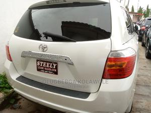Toyota Highlander 2010 Limited White | Cars for sale in Lagos State, Ikeja