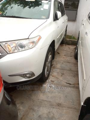Toyota Highlander 2011 Limited White | Cars for sale in Lagos State, Ikeja