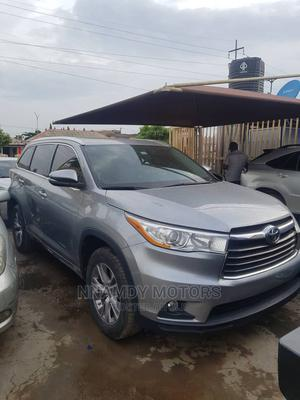 Toyota Highlander 2014 Gray   Cars for sale in Lagos State, Ipaja