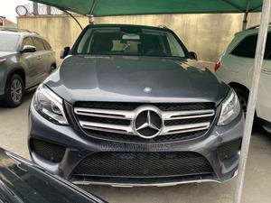 Mercedes-Benz GLE-Class 2016 Gray | Cars for sale in Lagos State, Apapa