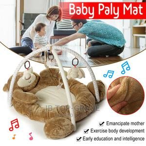 Baby Music Super Safety Rack Play Mat Crib | Children's Furniture for sale in Lagos State, Victoria Island