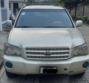 Toyota Highlander 2003 V6 AWD Gray | Cars for sale in Lagos State, Ajah