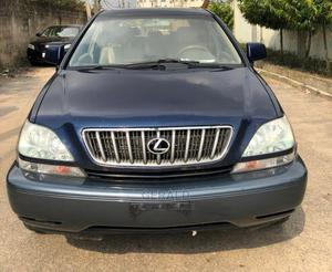 Lexus RX 2003 300 4WD Blue | Cars for sale in Lagos State, Agboyi/Ketu