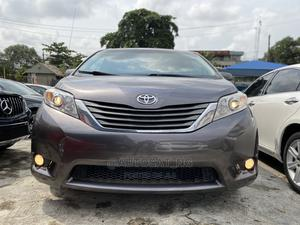 Toyota Sienna 2015 Gray | Cars for sale in Lagos State, Ikeja