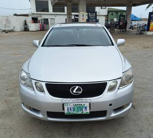 Lexus GS 2007 300 Automatic White | Cars for sale in Lagos State, Isolo