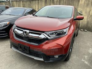 Honda CR-V 2019 EX AWD Red | Cars for sale in Lagos State, Apapa