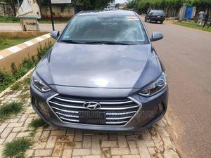 Hyundai Elantra 2018 Gray | Cars for sale in Kaduna State, Kaduna / Kaduna State