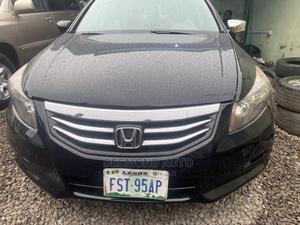 Honda Accord 2011 Sedan EX Black | Cars for sale in Lagos State, Surulere