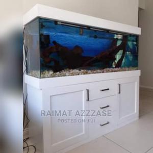 Wooden Aquarium Cabinet | Pet's Accessories for sale in Lagos State, Surulere