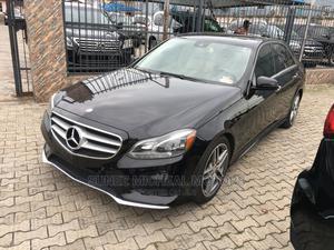Mercedes-Benz E350 2015 Black | Cars for sale in Lagos State, Amuwo-Odofin
