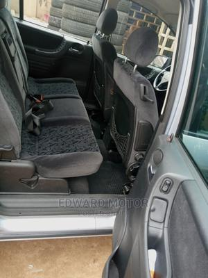 Opel Zafira 2002 Silver | Cars for sale in Lagos State, Alimosho