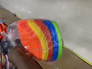 Football Training Cone   Sports Equipment for sale in Lagos State, Ikorodu