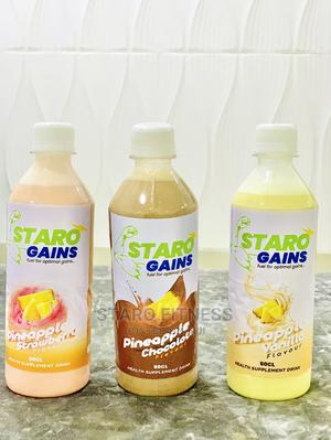 Natural Supplement Drink for Healthy Weight Gain | Meals & Drinks for sale in Lagos State, Lekki