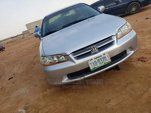 Honda Accord 2000 Coupe Silver   Cars for sale in Kano State, Fagge