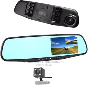 Car DVR Rear View Mirror Video Recorder + FREE GIFT ITEM | Vehicle Parts & Accessories for sale in Ogun State, Ado-Odo/Ota