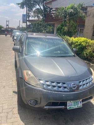 Nissan Murano 2006 SL Gray | Cars for sale in Lagos State, Shomolu